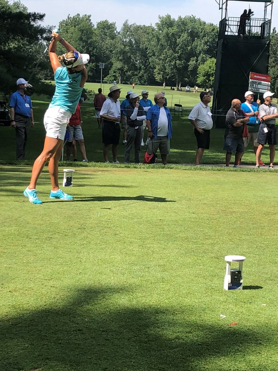 Henderson, Hedwall with 36-hole lead at Marathon Classic
