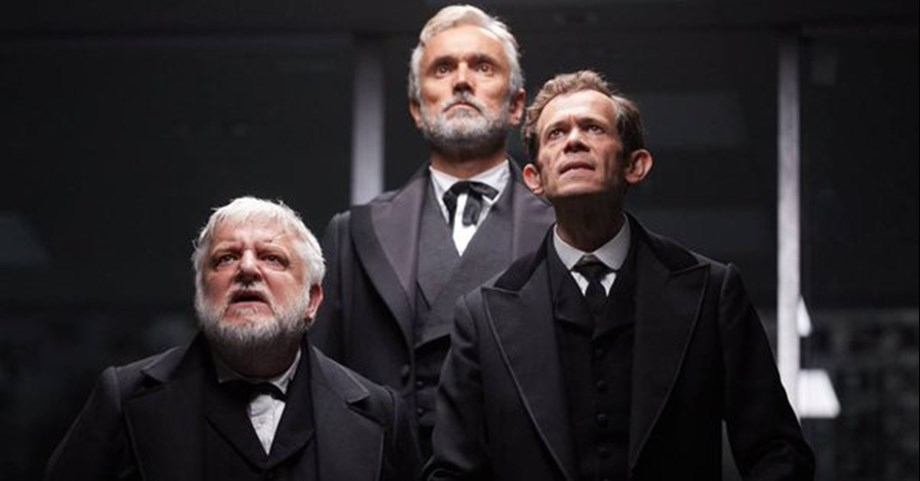 The Lehman Trilogy shows how calamity creates opportunity