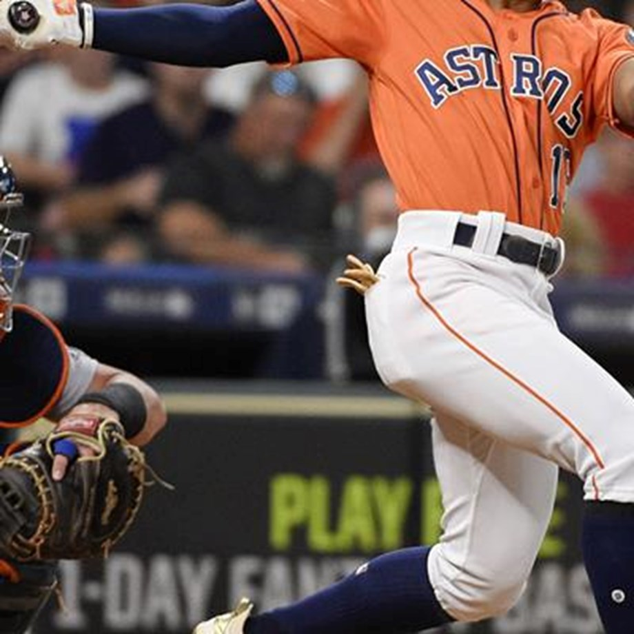 Alex Bregman sets career HR mark with win over Detroit Tigers