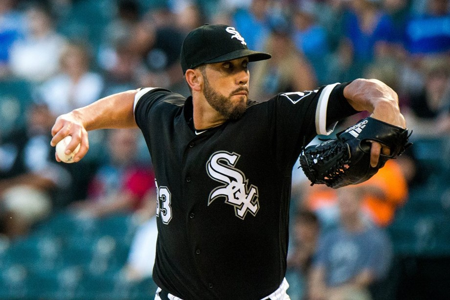 James Shields deals White Sox rare win in topping Chicago Royals