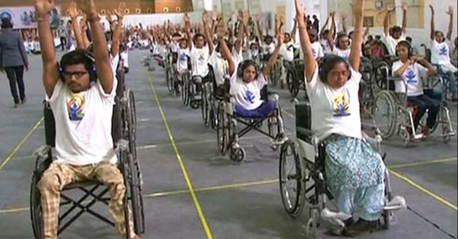 168 govt buildings accessible for differently-abled persons so far says CPWD