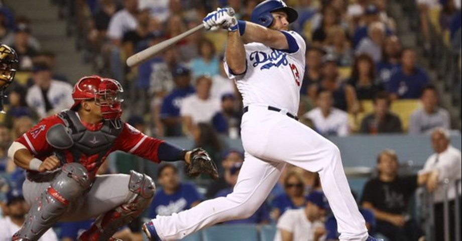 Muncy outdoes Calhoun as Dodgers defeat Angels, 3-2