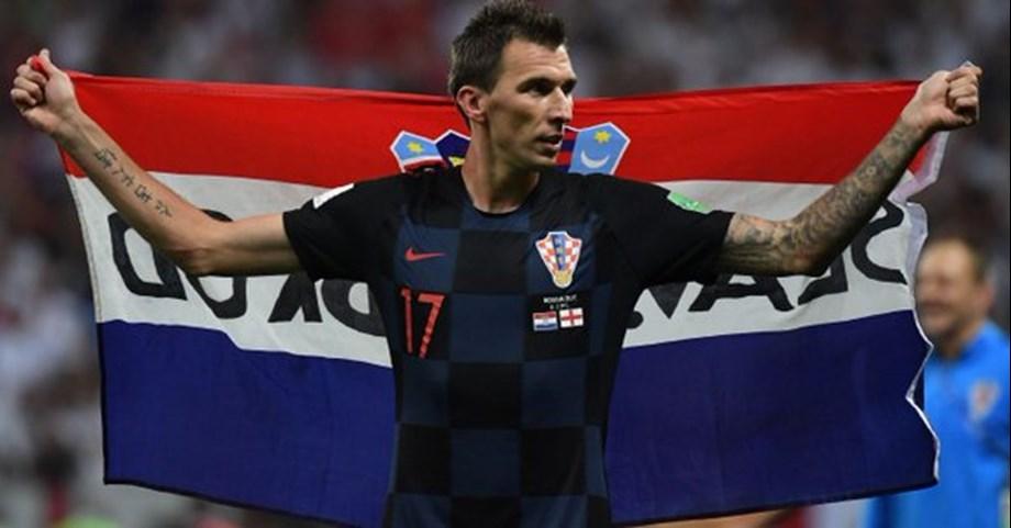 Goalless Giroud still in French hopes for World Cup final