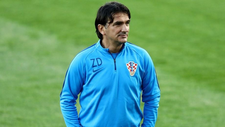 Croatia coach Zlatko Dalic chooses the hard path to success