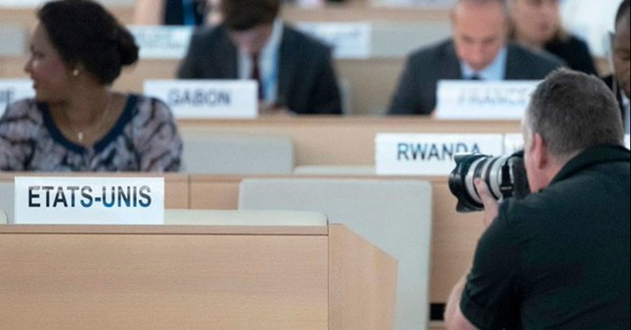 Iceland for vacated US seat of Human Rights Council