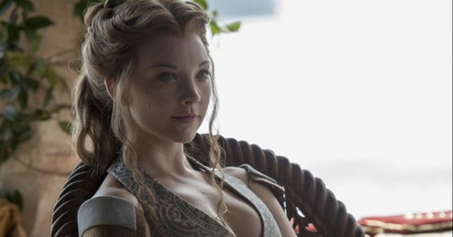 In showbiz men are objectified as much as the women, says Natalie Dormer