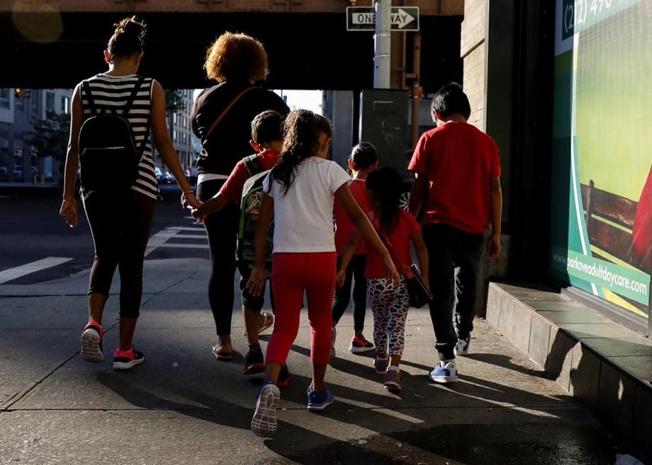 459 children separated from families in US, Honduras identifies