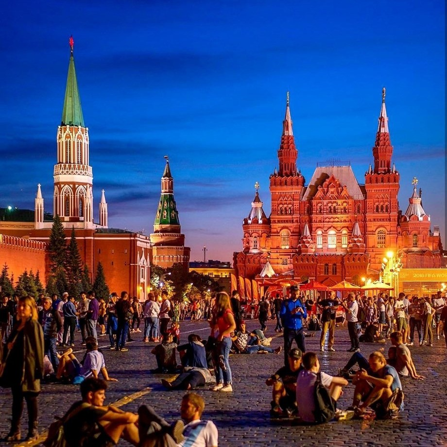 Russian affection for India warming up World Cup tourists