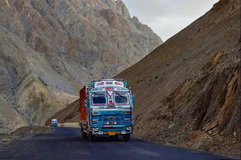 Due to shortage of trucks freight rates move up