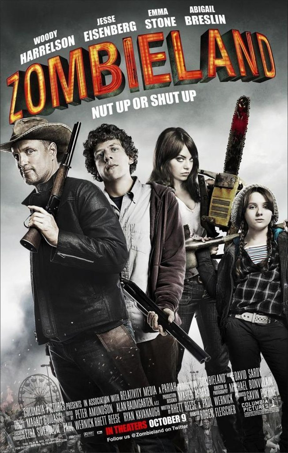 'Zombieland 2' is happening 10 years after original film