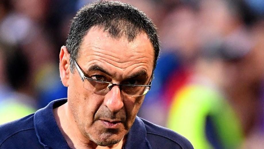 Ex-Napoli manager Sarri replaces Conte at Chelsea