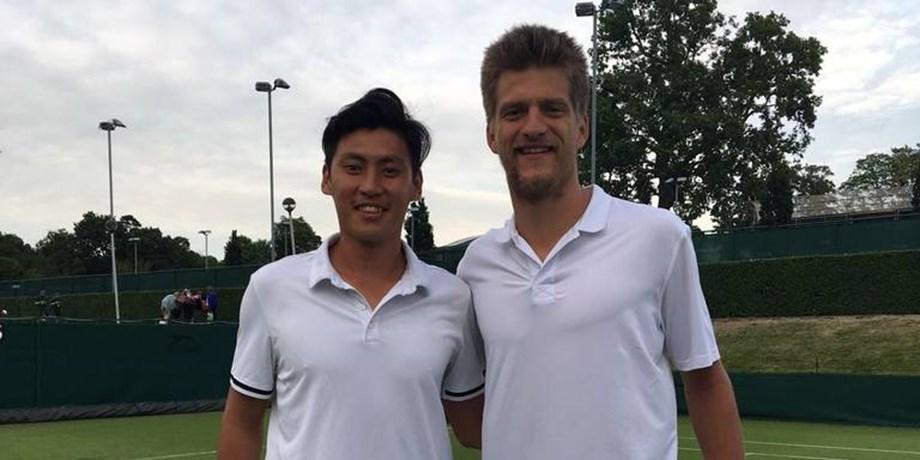 Jeevan wins season's third Challenger doubles title