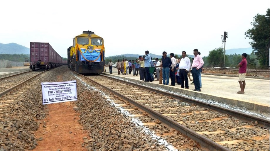 Western Railway's suburban line's train operation stopped for half an hour