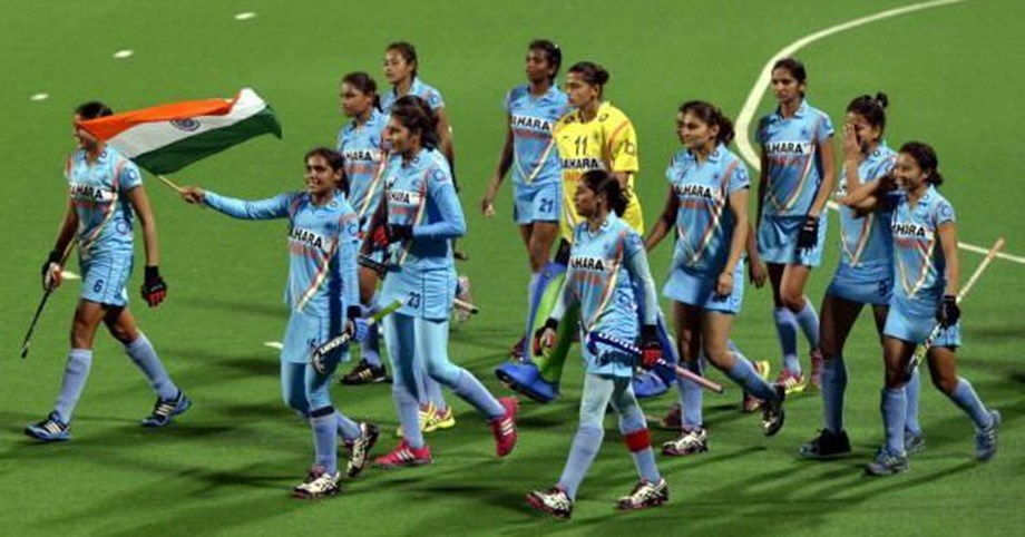 Indian junior women's hockey team beat Great Britain 1-0