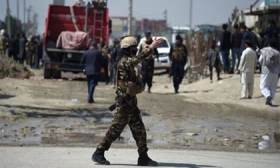 Seven dead in suicide attack at Afghan ministry: officials