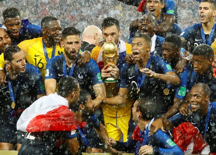 FIFA WORLD CUP 2018: Google doodle celebrates Les Blues emphatic world cup 2018 win