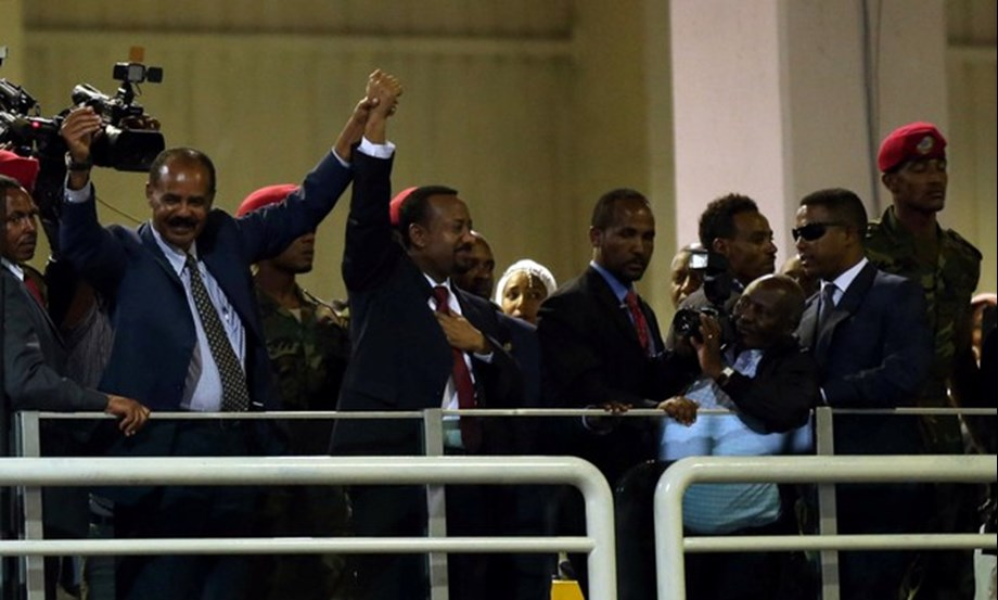Eritrea's Isaias visit Ethiopia for better bilateral ties, peace