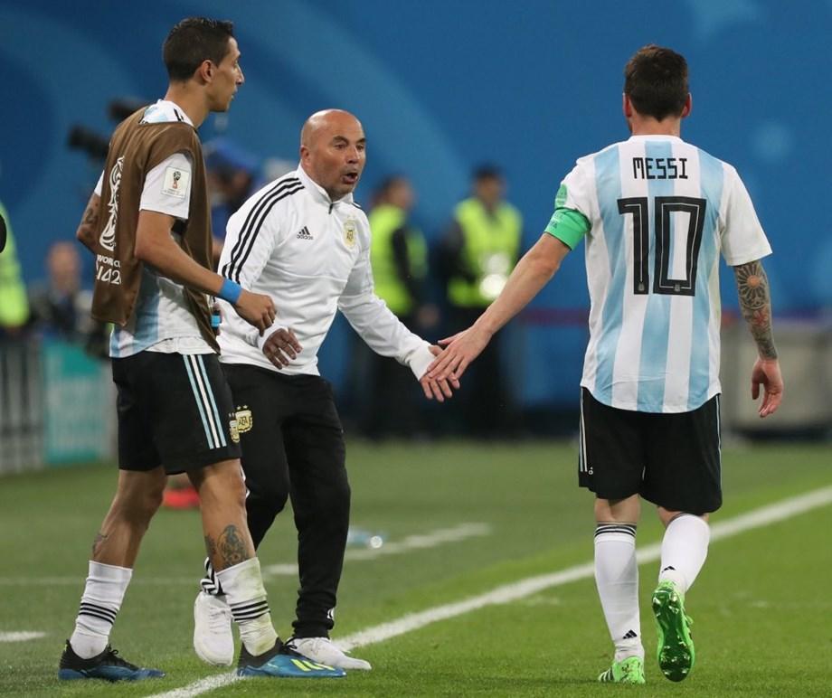 Sampaoli stands down as Argentina coach - AFA statement
