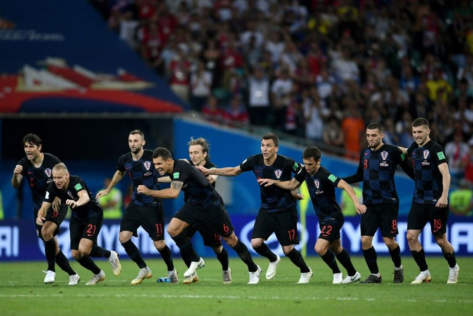 Croatia player ratings in the World Cup final