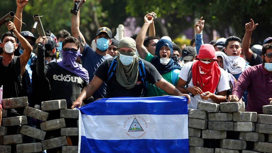 Violent Nicaragua protests claim another 10 lives -rights group