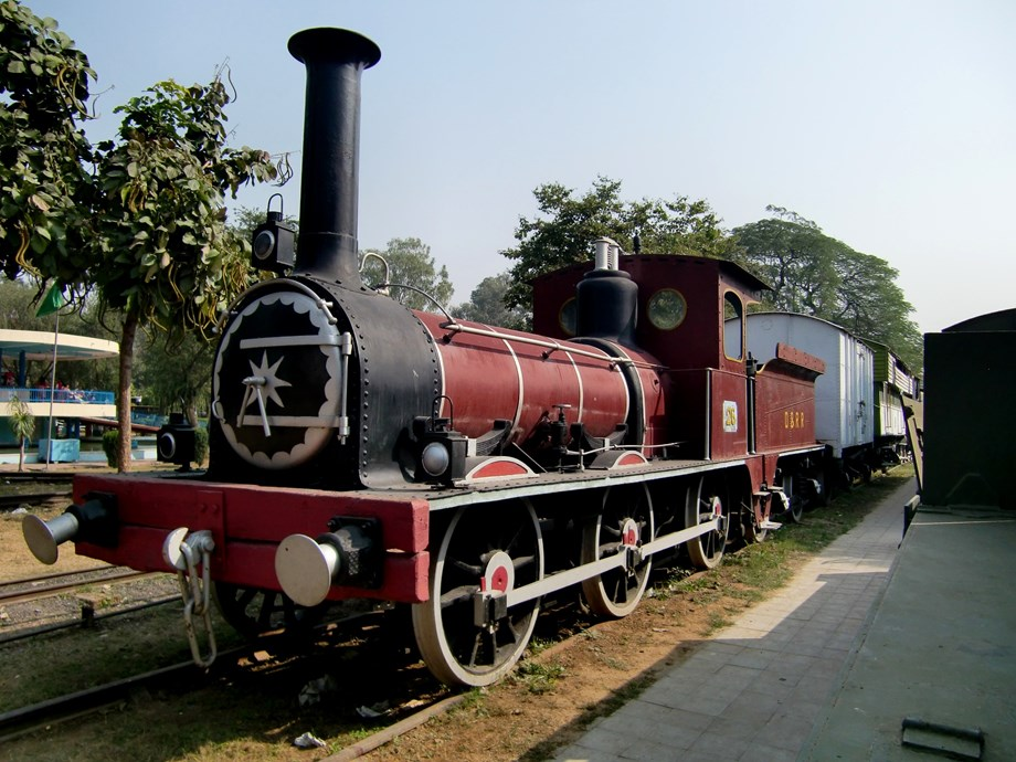 165th anniversary of first passenger train in India
