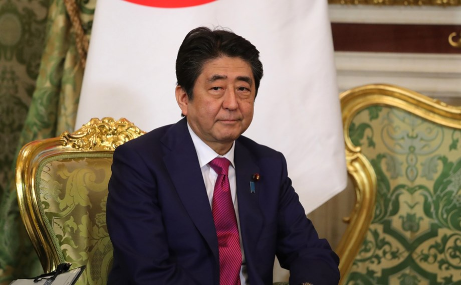 Government of Japan still sees a gradual recovery of the economy