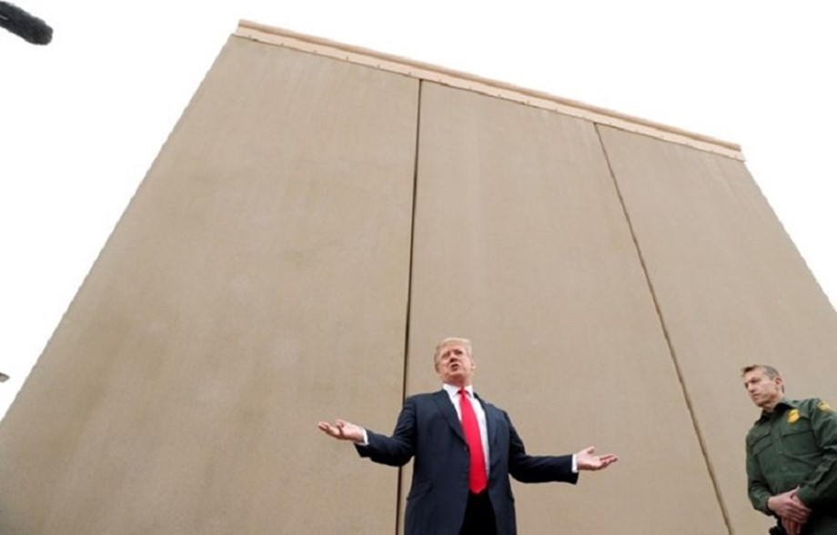 Mexico border wall will get the full funding soon says Trump