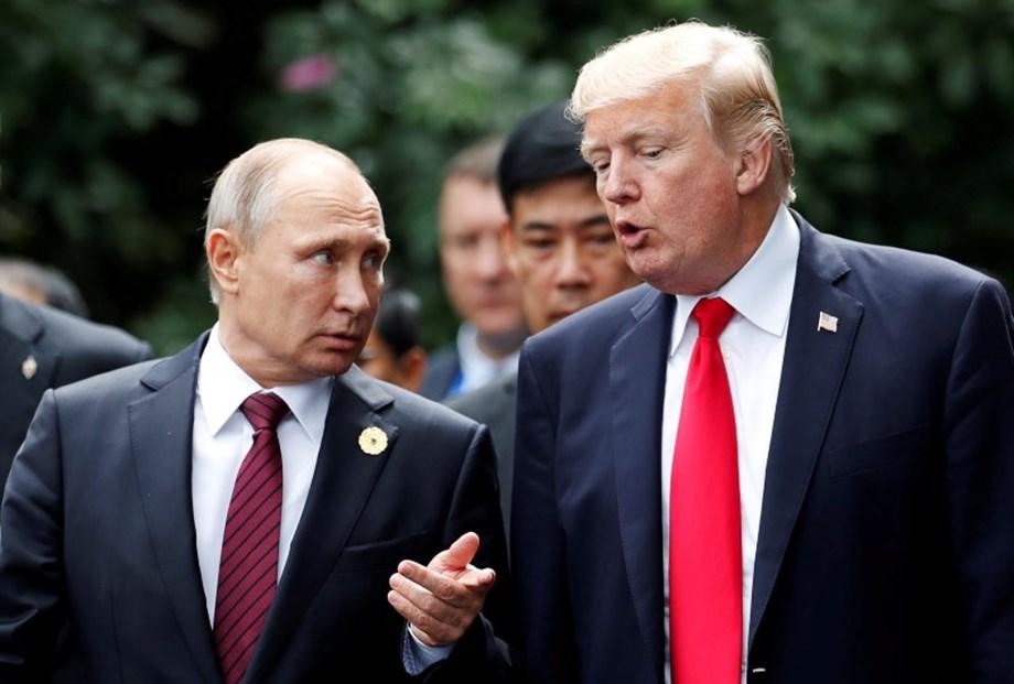 Trump and Putin summit ignite geopolitical heat in West