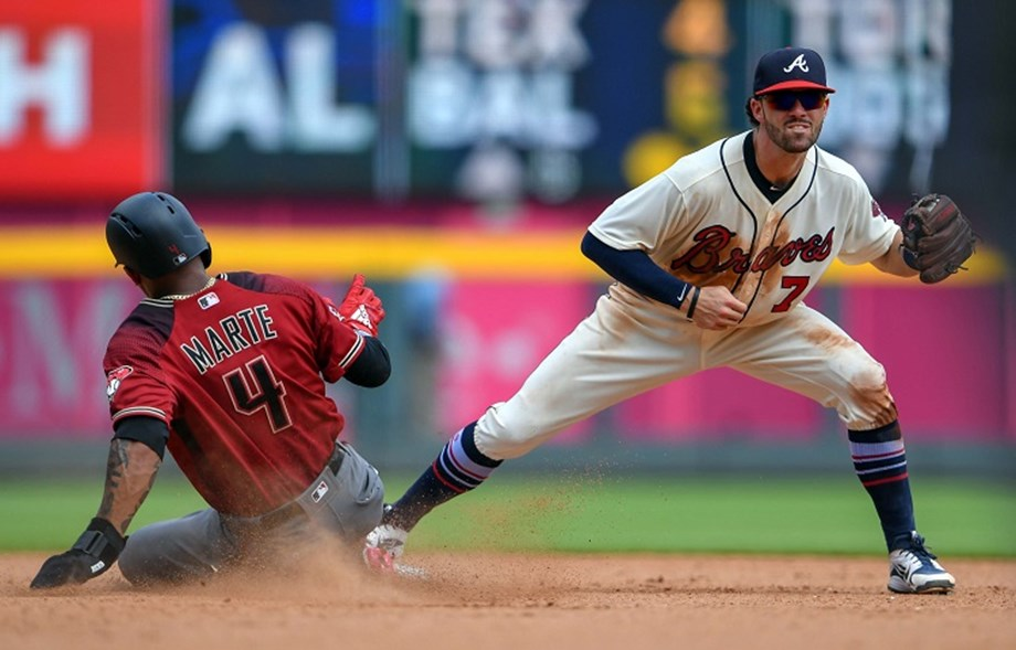 Julio Teheran sharp as Atlanta Braves beat Diamondbacks