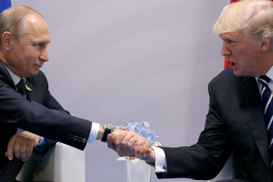 Washington-Moscow rivalry test ties in Baltic showdown as Trump meets Putin