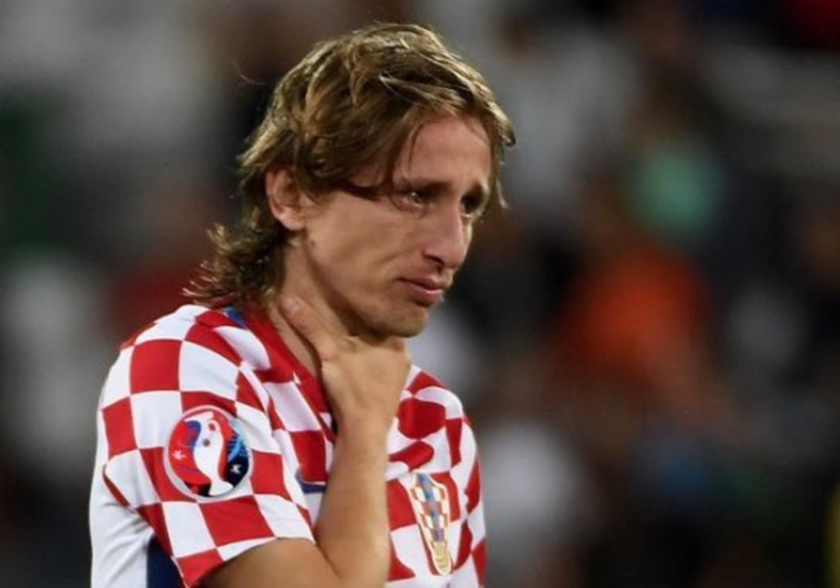 Croatia's luck ran out with World Cup penalty call, says coach Dalic