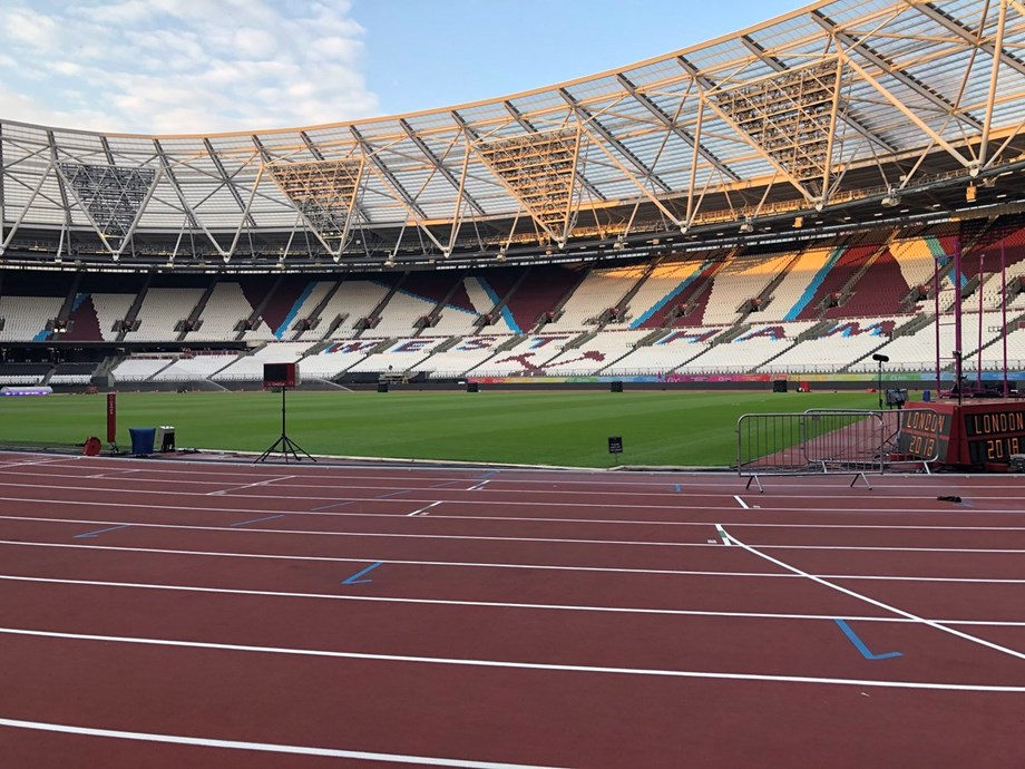 USA with 219 points, wins inaugural athletics World Cup