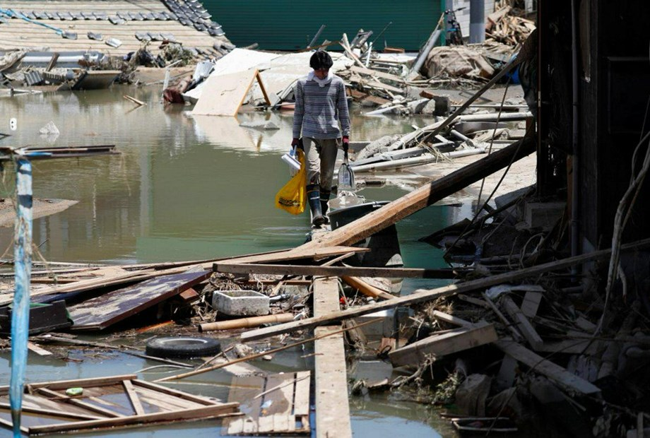 Delays and lack of awareness magnified death toll in apan's flood-ravaged Mabi
