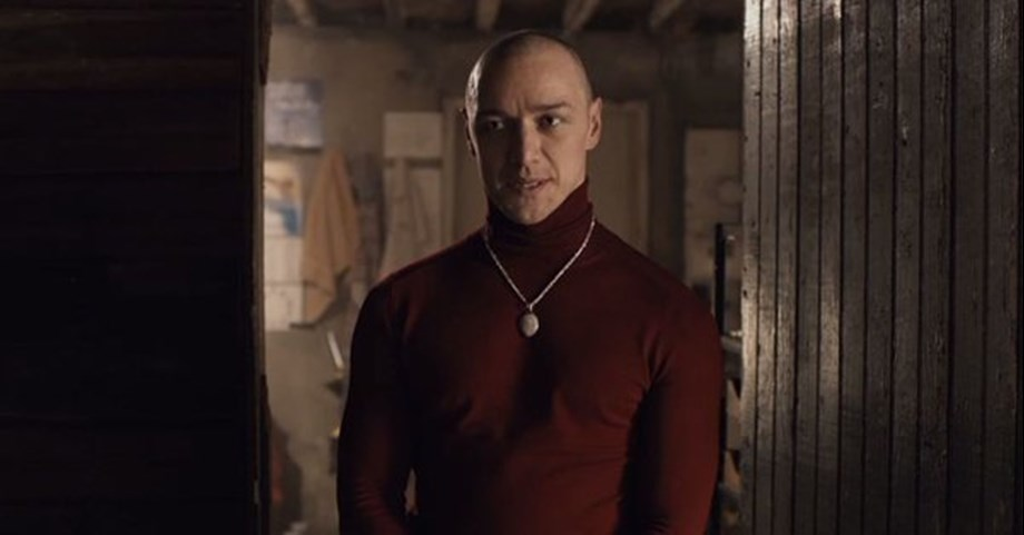 James McAvoy wants Shyamalan to make more movies in 'Unbreakable' universe