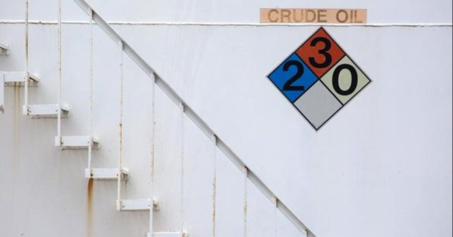 Crude oil futures fall on weak Asian cues