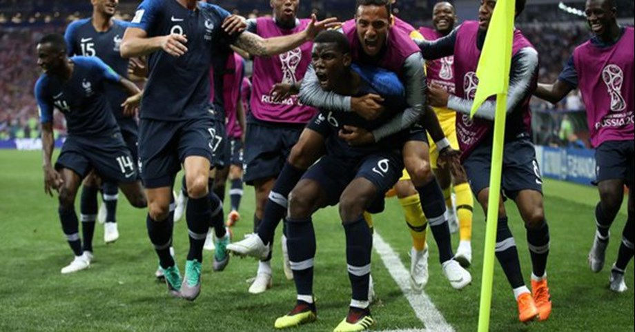 Former French colony Puducherry hails France on victory in World Cup