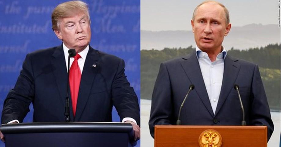 """Trump in tweet, says US-Russia ties have """"never been worse"""""""