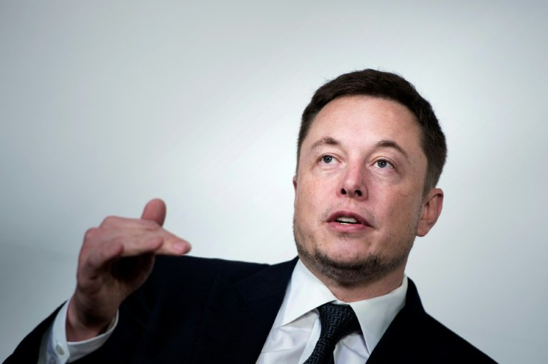Elon Musk 'pedo' tweet to face legal action by British caver