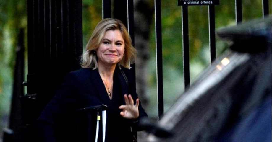 Ex-UK minister Greening calls for second vote on Brexit to end stalemate