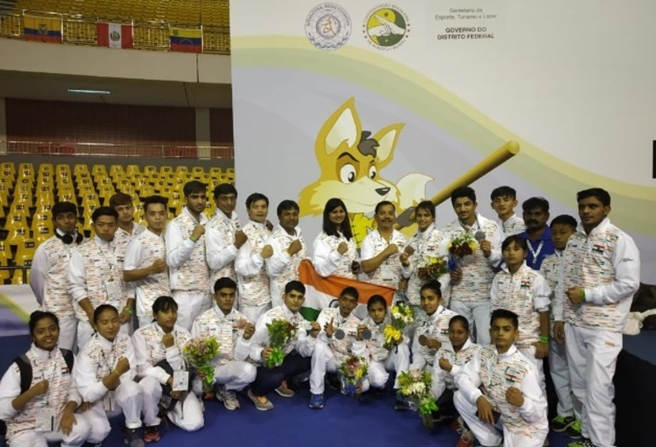 India wins nine medals in World Junior Wushu Championships