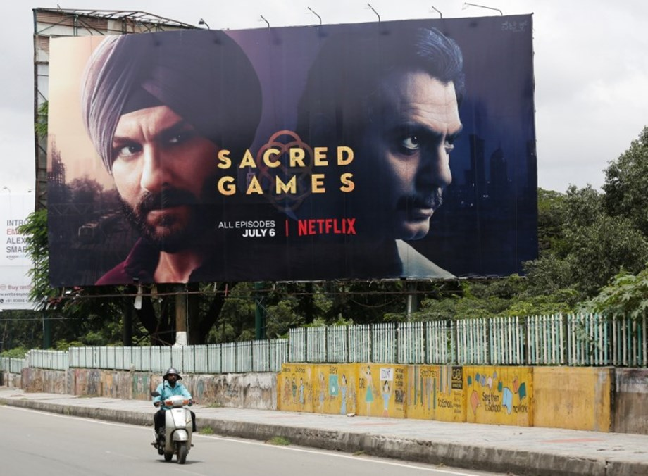 "Delhi High Court asks for advice on Netflix series ""Sacred Games"""