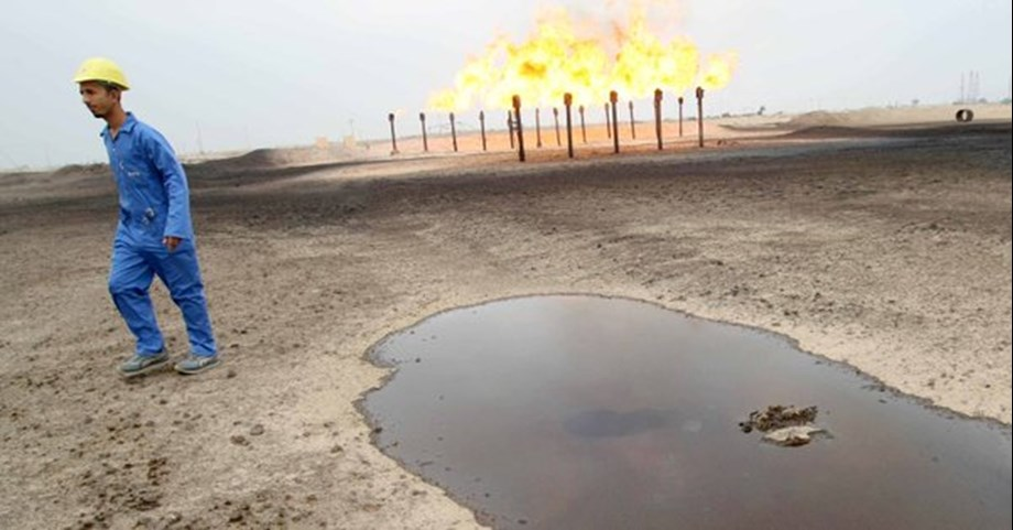 Protesters gather at Iraq's Siba gas field over poor services