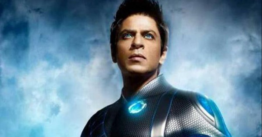 Shah Rukh Khan and I haven't written off 'Ra.One' sequel: Anubhav Sinha