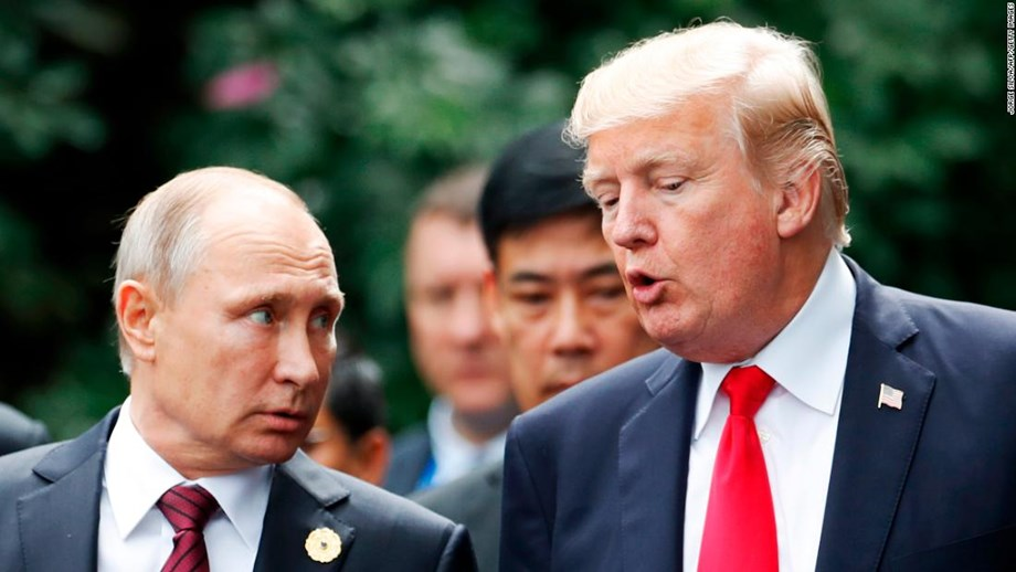 Putin lands in Helsinki for historic summit with Trump