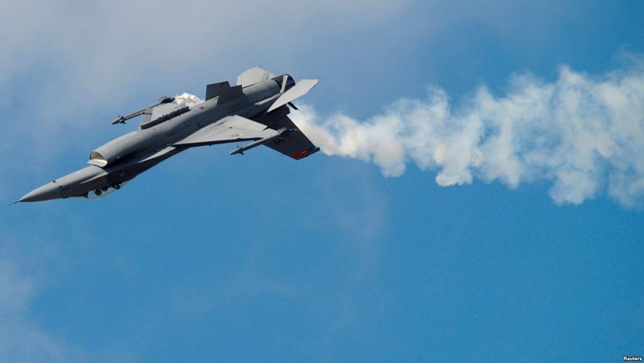 UK to invest 2 bln stg in new fighter programme through 2025