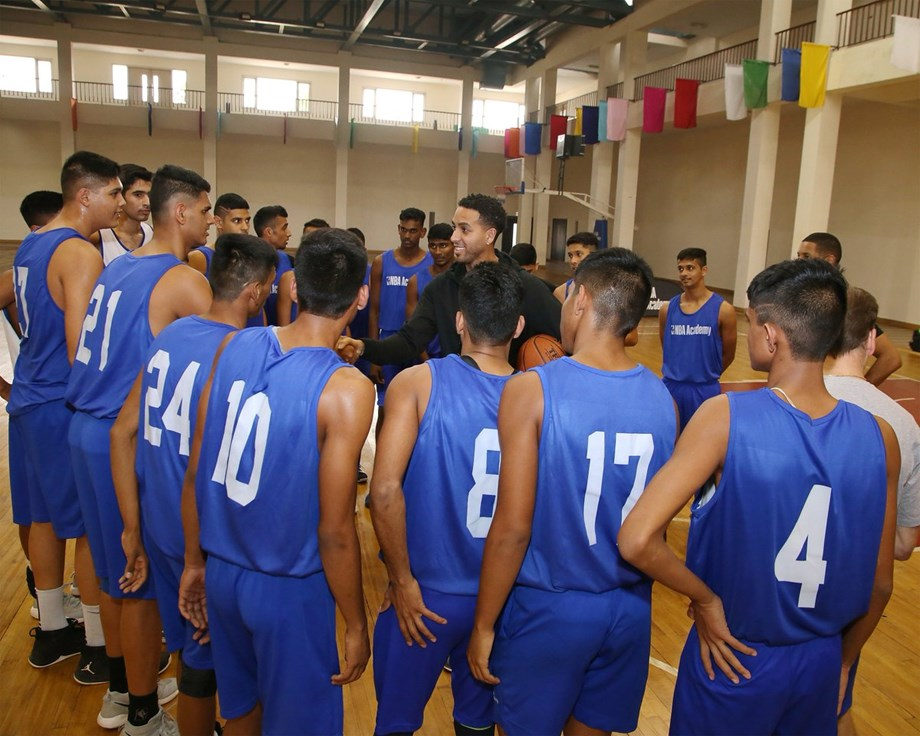 NBA Academy India lose to NBA Academy China in their opening game