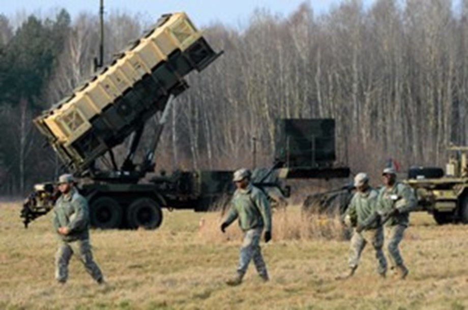 U.S. State Department in talks with Turkey to sell Patriot system