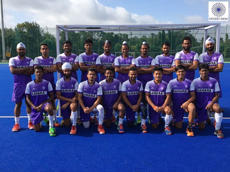 India A hockey team hold South Korea 2-2