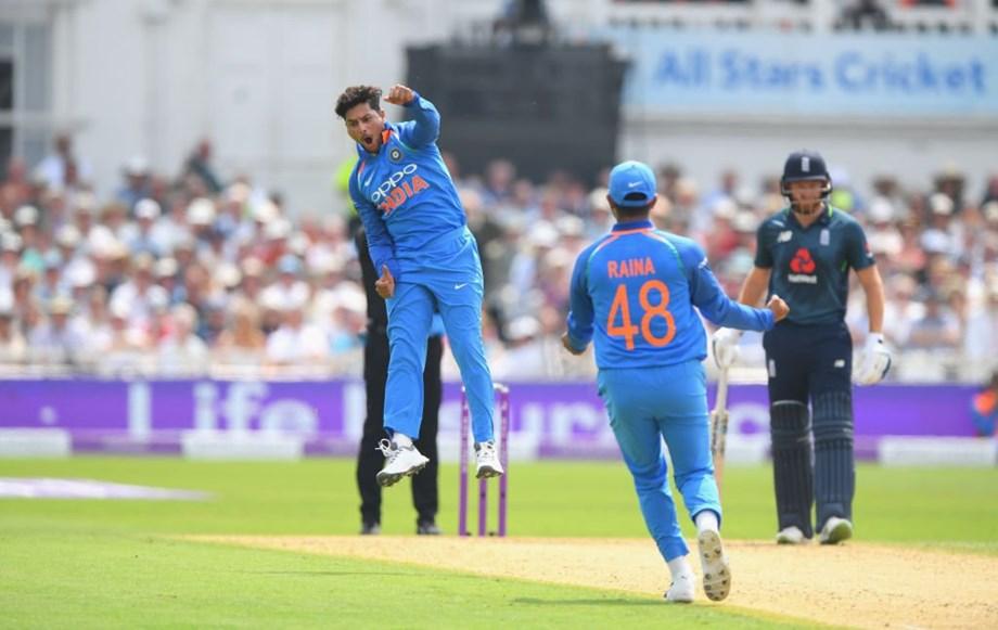India vs England: English batsmen struggling against Chinaman Kuldeep Yadav