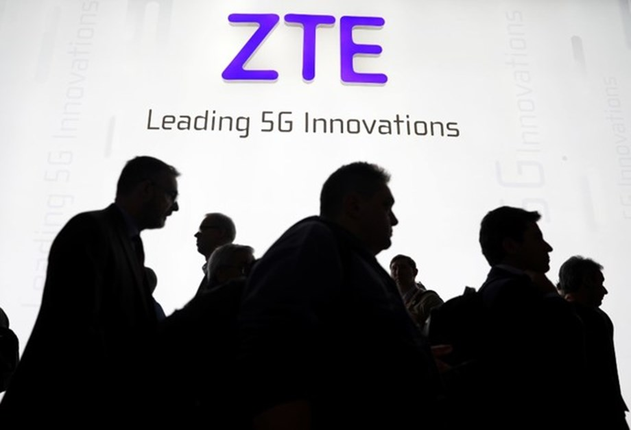 US bans companies from selling components to ZTE for 7 years over illegal shipping to Iran